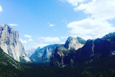 Published on Deccan Herald: Yosemite Valley