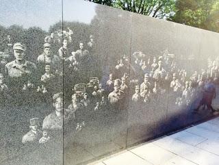 Korean Memorial, Washington DC
