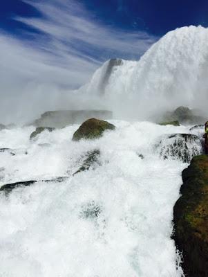 Cave of Winds, Bridal Veil Falls, Niagara Falls
