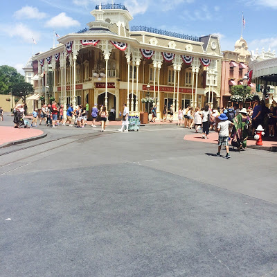 Main street USA, Disney World, Orlando