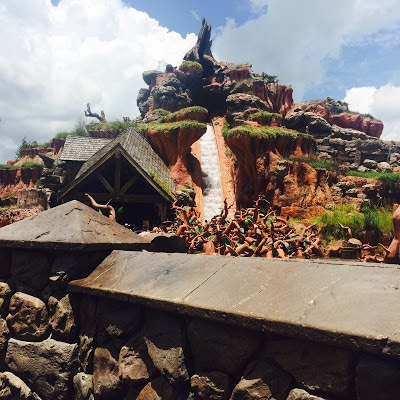 Splash Mountain, Walt Disney World, Orlando