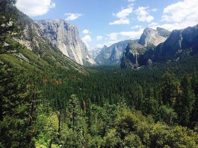 Yosemite Valley, San Francisco