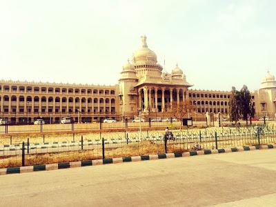 Vidhan Soudha, Bangalore