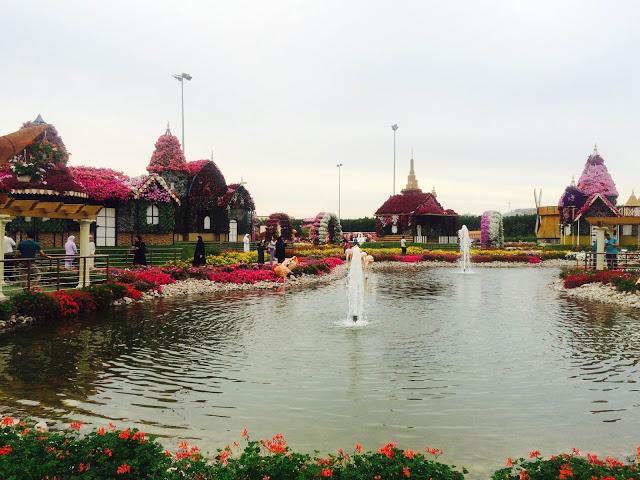 Dubai_Miracle Gardens