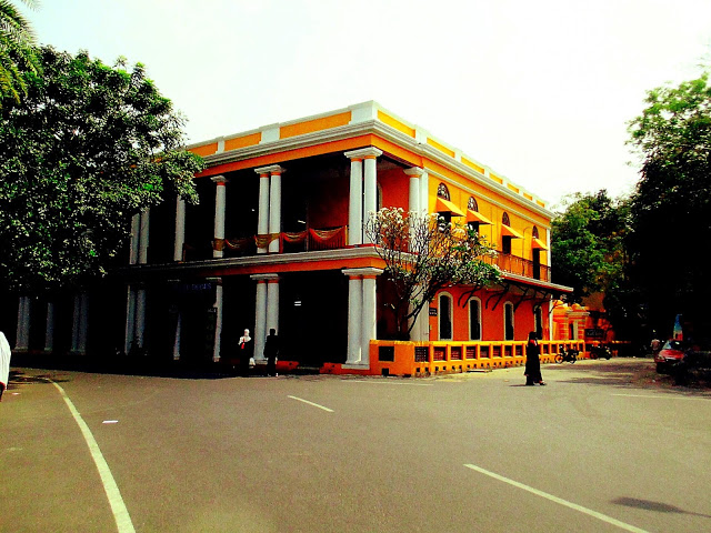 Pondicherry White Town