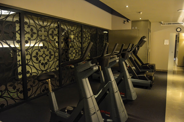 Gym, Dominican, Brussels