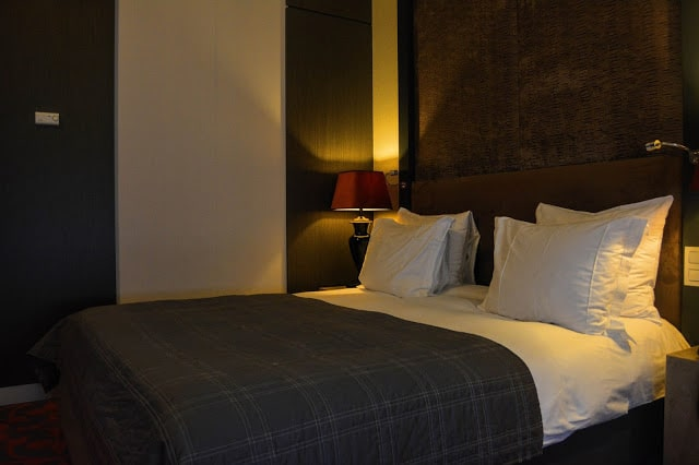 Room, Dominican, Brussels