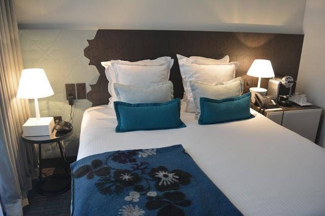 Hotel D, Strasbourg, Bedroom
