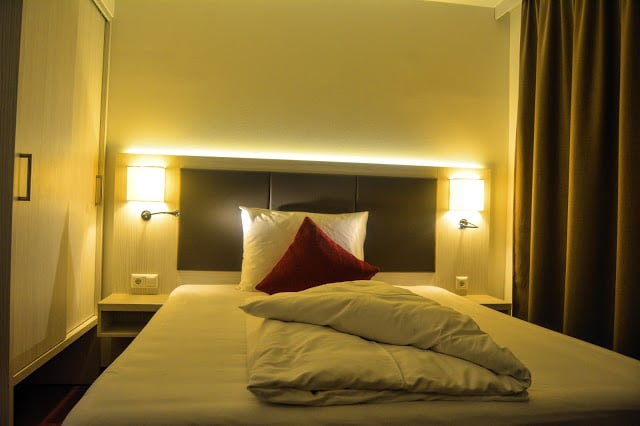 Hotel Zeitgeist Vienna Bedroom