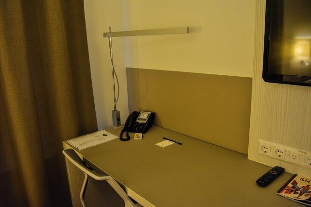 Bedside Table Hotel Zeitgeist Vienna