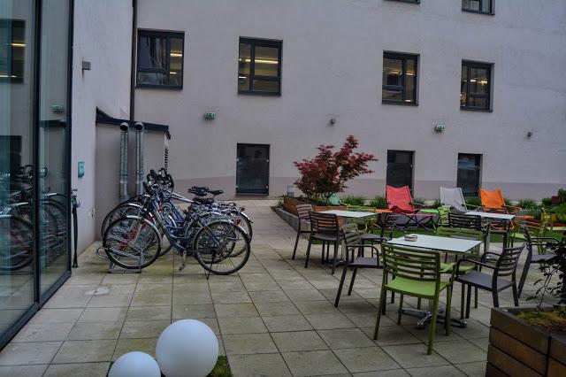 Outdoors, Hotel Zeitgeist Vienna