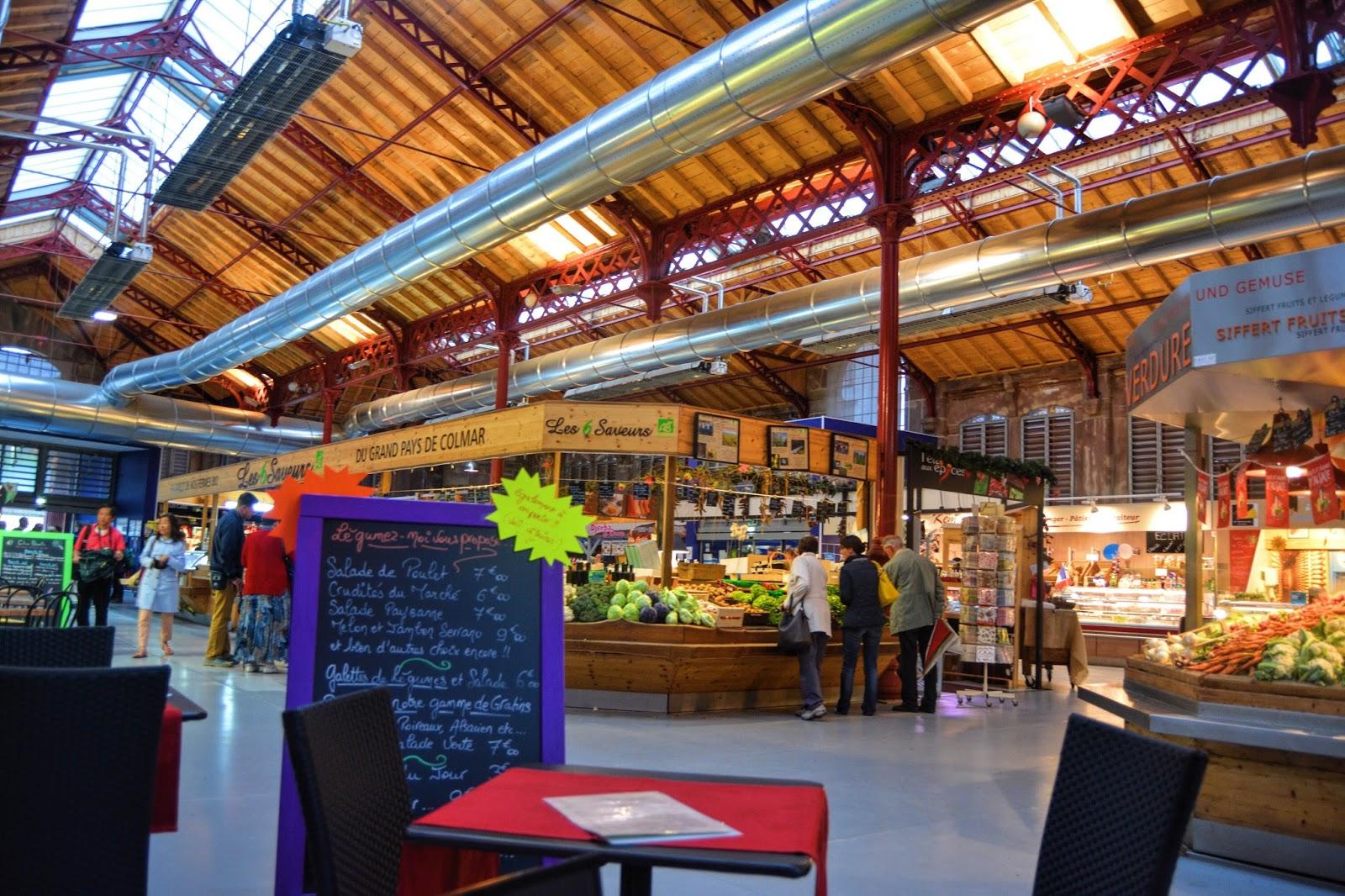 Exploring colmar a fairytale town in europe - Colmar cuisine creation ...