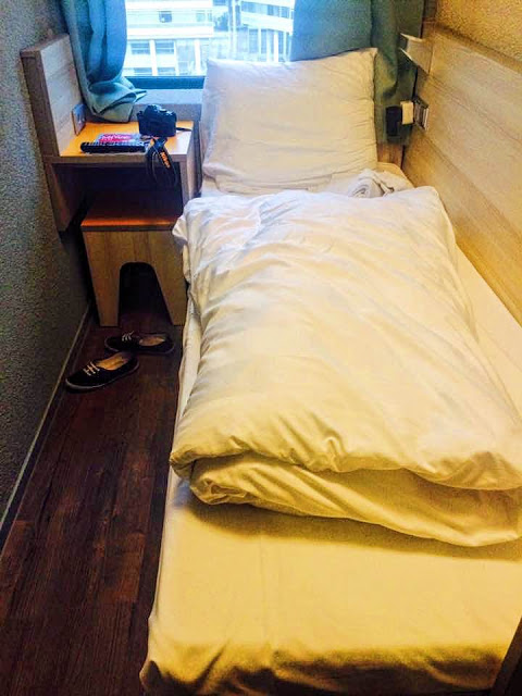 MEININGER Hotel Amsterdam City West Review