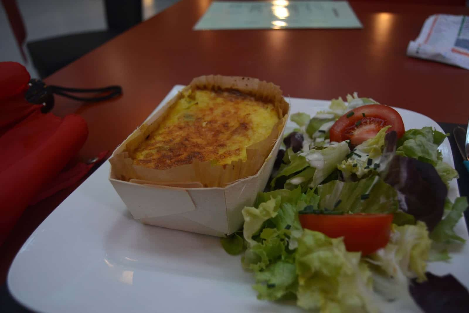 A picture of Gratin in Colmar, France