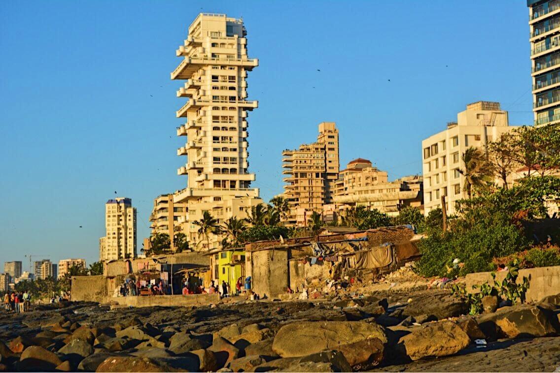 Half A Day In Mumbai