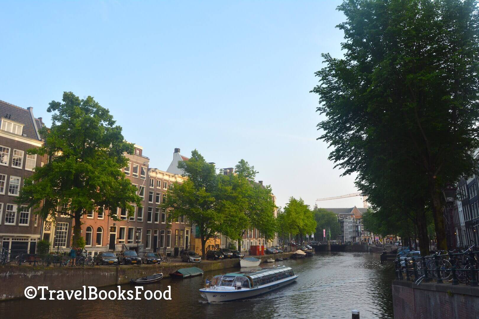 3 day Amsterdam itinerary_Canals