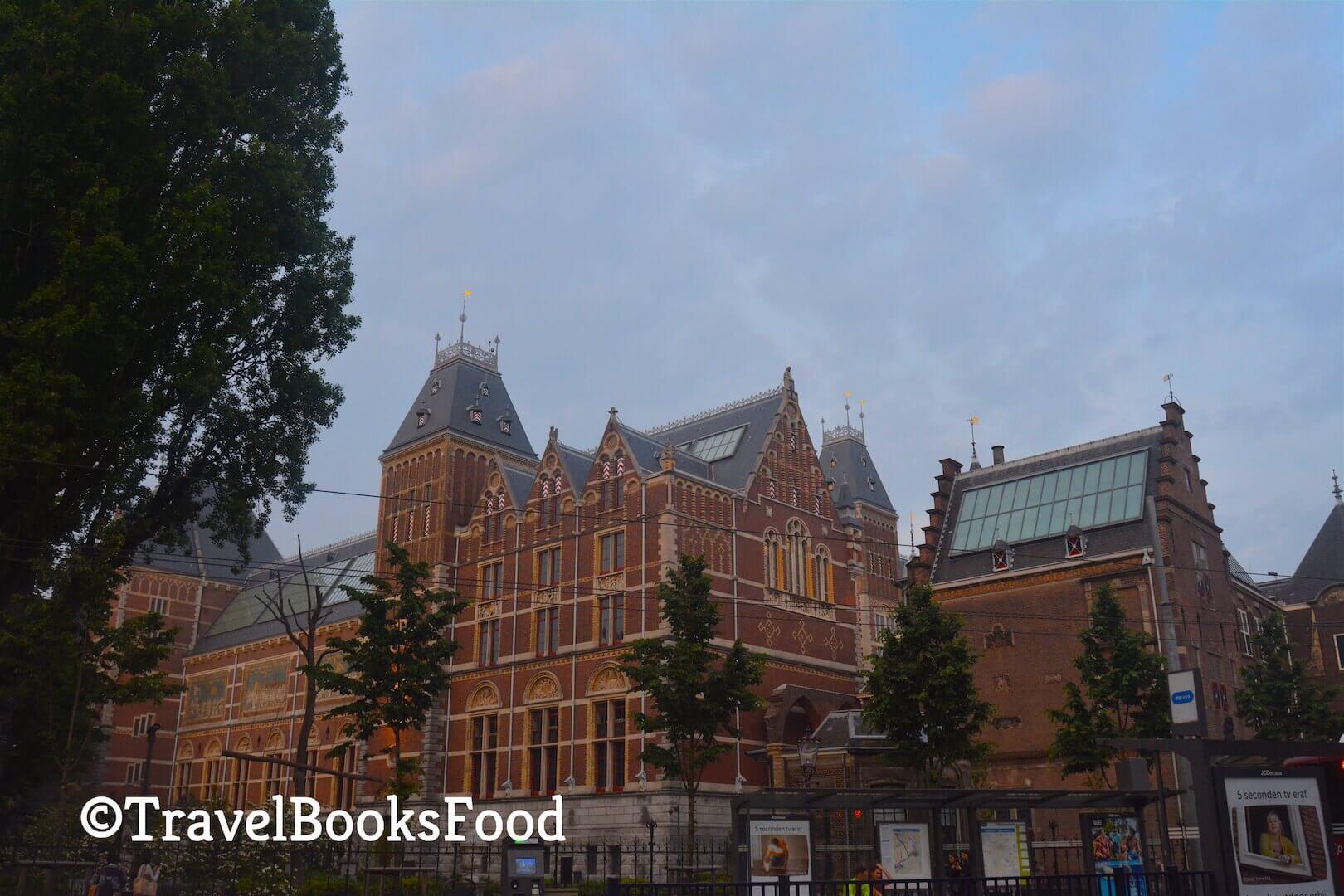 3 day Amsterdam itinerary_Rijksmuseum