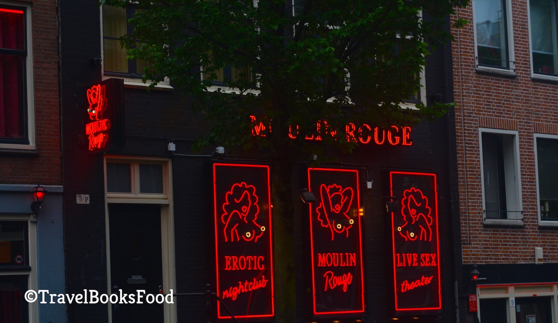 3 day Amsterdam itinerary_red_lights_district